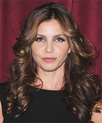 Charisma Carpenter Hairstyle