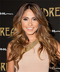 Jessica Burciaga Hairstyle - click to view hairstyle information