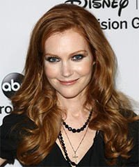 Darby Stanchfield Hairstyle