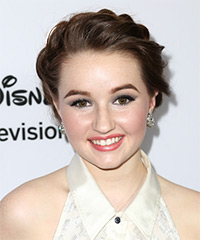 Kaitlyn Dever - Curly
