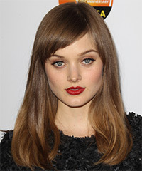 Bella Heathcote Hairstyle