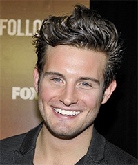 Nico Tortorella Hairstyle - click to view hairstyle information