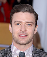 Justin Timberlake Hairstyle - click to view hairstyle information