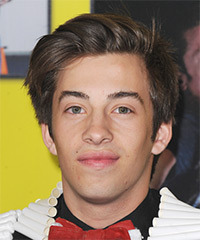 Jimmy Bennett Hairstyle - click to view hairstyle information