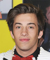Jimmy Bennett Hairstyles