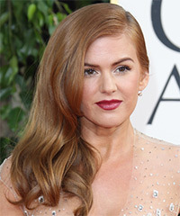 Isla Fisher Long Straight Formal