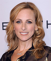 Marlee Matlin Hairstyle - click to view hairstyle information