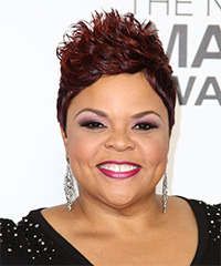 Tamela J. Mann Hairstyle - click to view hairstyle information