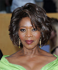 Alfre Woodard Hairstyle - click to view hairstyle information