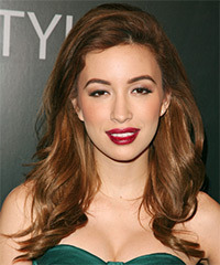 Christian Serratos - Long