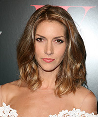 Dawn Olivieri Hairstyle