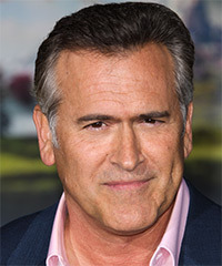 Bruce Campbell Hairstyle - click to view hairstyle information