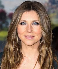 Sarah Chalke Hairstyle