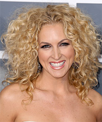 Kimberly Schlapman - Curly