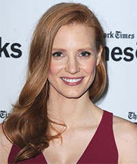 Jessica Chastain - Long