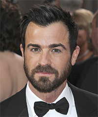 Justin Theroux Hairstyle