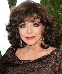 Joan Collins - Curly
