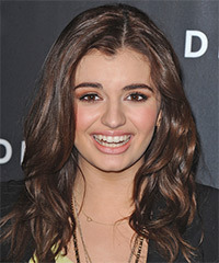 Rebecca Black Hairstyle - click to view hairstyle information