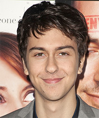 Nat Wolff Hairstyle - click to view hairstyle information
