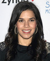 America Ferrera Hairstyles