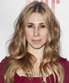 Zosia Mamet Hairstyles