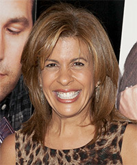 Hoda Kotb Hairstyle - click to view hairstyle information
