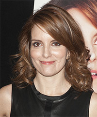 Tina Fey Hairstyle - click to view hairstyle information