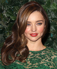 Miranda Kerr - Long Straight