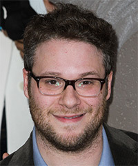 Seth Rogen  Hairstyle - click to view hairstyle information