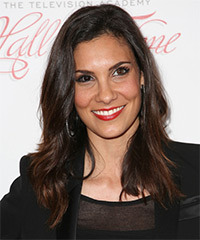 Daniela Ruah Hairstyle - click to view hairstyle information