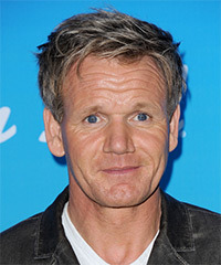 Gordon Ramsey Hairstyle
