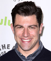 Max Greenfield Hairstyle - click to view hairstyle information