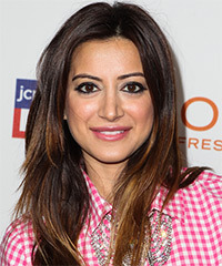 Noureen DeWulf Hairstyle
