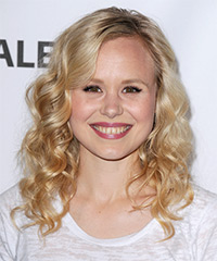 Alison Pill - Curly