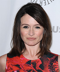 Emily Mortimer - Medium Straight