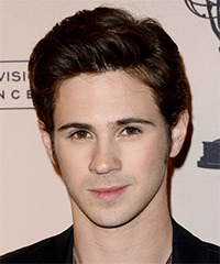 Connor Paolo Hairstyle