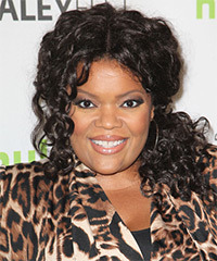 Yvette Nicole Brown - Half Up Long