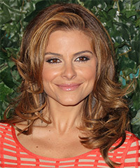 Maria Menounos Hairstyle - click to view hairstyle information