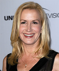 Angela Kinsey Medium Straight Formal