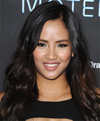 Emmalyn Estrada Hairstyle