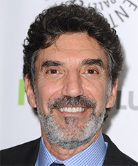 Chuck Lorre Hairstyles