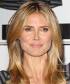 Heidi Klum Hairstyles