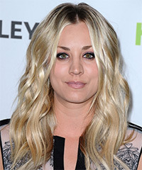 Kaley Cuoco - Long