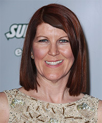 Kate Flannery Hairstyle - click to view hairstyle information