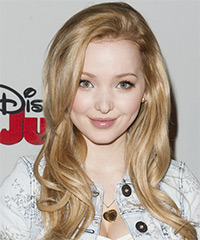 Dove Cameron Hairstyle - click to view hairstyle information