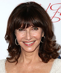 Mary Steenburgen Hairstyle