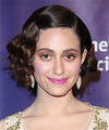 Emmy Rossum Hairstyles