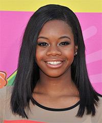 Gabrielle Douglas Hairstyle