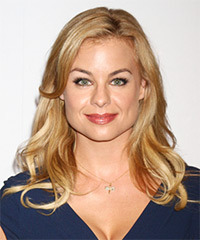 Jessica Collins Hairstyle - click to view hairstyle information
