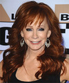 Reba McEntire Hairstyles